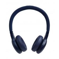 JBL Live 400BT On-Ear Wireless Headphones- Blue 4