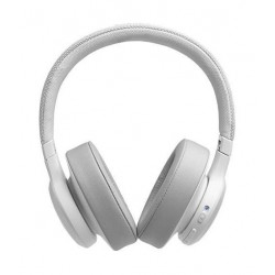 JBL Live 500BT Wireless Over-Ear Headphones - White 5