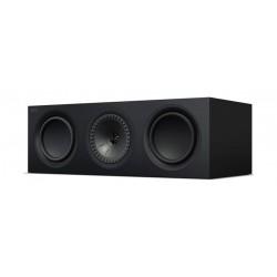 KEF Q650c Center Channel Speaker - Black