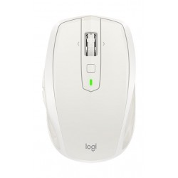 Logitech MX Anywhere 2S Wireless Mouse (910-005155) - Light Grey
