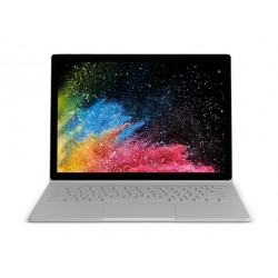 Microsoft Surface Book 2 Core i7 16GB RAM 512GB SSD 13.5 inch 2GB nVidia Convertible Touchscreen Laptop - Silver