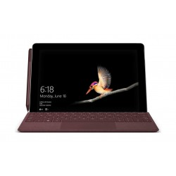 Microsoft Surface Go Pentium Gold 4415Y 8GB RAM 128GB SSD Touchscreen Convertible Laptop - Silver 4