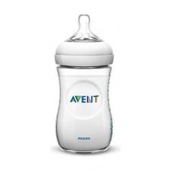Philips Avent Natural Feeding Bottle 260ml - 0m+