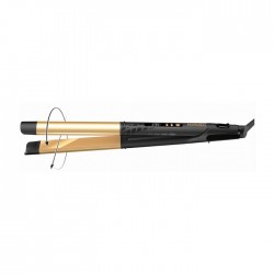 Babyliss 2 in 1 Hair Straightener (BABST440SDE) - Gold