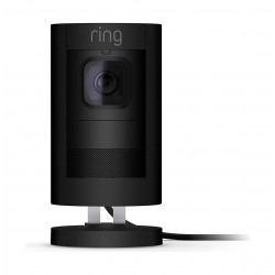 Ring Stick Up Cam Wired - Black 1