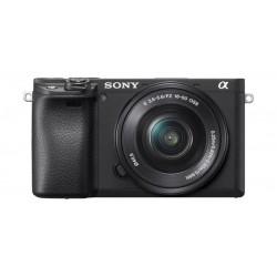 SONY A6400 24.2MP 16-50mm Mirrorless Camera
