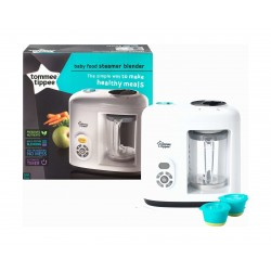 Tommee Tippee Closer To Nature Explora Baby Food Steamer Blender