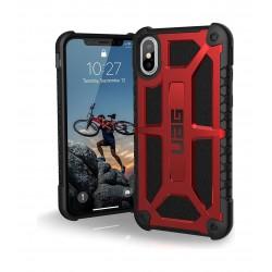 UAG Plyo Case for iPhone X (IPHX-M-CR) - Crimson Red