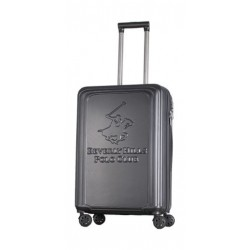 US POLO Paco Hard Trolley Luggage - Medium/Grey