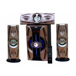 NHE 3000W Bluetooth Speaker (NH 01-02) - Black