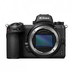 كاميرا نيكون Z 7II ديجيتال بدون مرايا (الهيكل فقط) – أسود