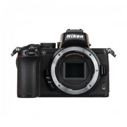 كاميرا نيكون Z50 الرقمية بدون مرآة (هيكل فقط) - أسود