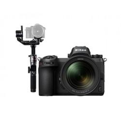 كاميرا نيكون الرقمية  z 7بدون مرآة مع عدسة 24-70 ملم+ حامل الكاميرات اليدوي المتزن مع واي فاي  AK2000 من فيو تك