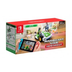 Nintendo Switch Mario Kart Live: Home Circuit (Luigi Set)