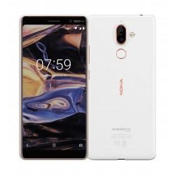 Nokia 7 Plus 64GB Phone - White