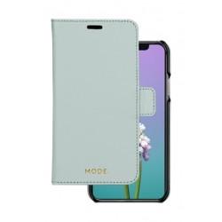 dbramante1928 New York Series iPhone X Leather Case (NYIXMIMI5122) - Mint