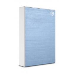 Seagate One Touch 2TB USB 3.2 Gen 1 External Hard Drive - Blue
