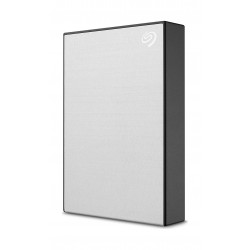 Seagate One Touch 1TB USB 3.2 Gen 1 External Hard Drive - Silver