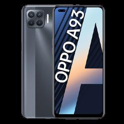 هاتف أوبو إيه 93 بسعة 128 جيجابايت - أسود