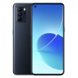 هاتف اوبو رينو 6 زي 5 جي بسعة 128 جيجابايت - أسود