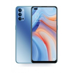 Oppo Reno4 128GB Phone - Blue