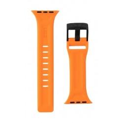 UAG Apple Watch Scout 44mm Silicon Strap - Orange