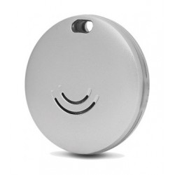 Orbit Key Phone Finder GPS Tracker & Selfie Remote (ORB427) - Silver