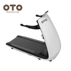 Oto AL- 1000 Antelope Treadmill - White