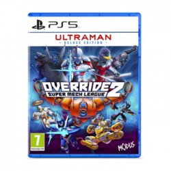 Buy Override 2: Super Mech League Ultraman Deluxe PS5 in Kuwait | Buy Online – Xcite