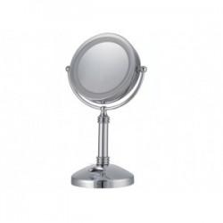 مرآة أل إي دي مزود بحامل تاتش ١٥.٣ سم