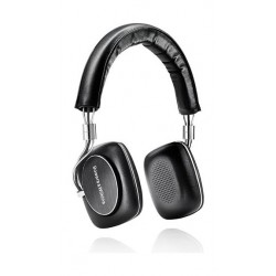 سماعة رأس لاسلكية بلوتوث بي ٥ من بي آند دبليو – أسود