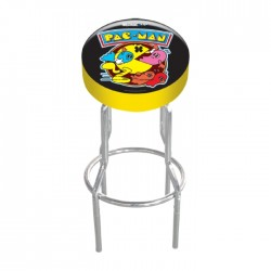 Arcade1Up Pac-Man Adjustable Stool in Kuwait | Buy Online – Xcite