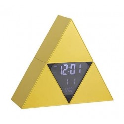 Paladone Triforce Alarm Clock V2 BDP
