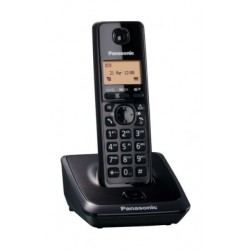Panasonic Cordless Phone (KX-TG2711UEB) - Black