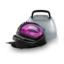 Panasonic Digital Control 1550W Cordless Steam Iron - Violet