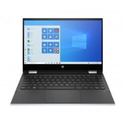 """HP Pavilion x360 Intel Core i5 11th Gen. 8GB RAM 512GB SSD 14"""" Convertible Laptop (14-DW1002NE) - Ash Silver"""
