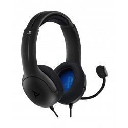 PDP LVL40 PS4 Wired Stereo Headset Gaming - Grey