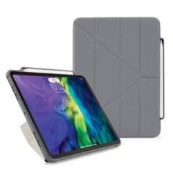 iPad Air 4 10.9 inch (2020) Origami Pencil Case - Dark Grey