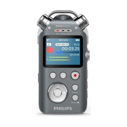 Philips DVT7500 16GB VoiceTracer Audio Recorder