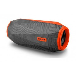 Philips SB500M Bluetooth Wireless Portable Speaker - Left Side Tilt View