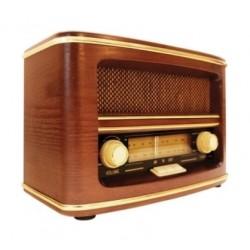 GPO Winchester Dab Retro Wooden Radio