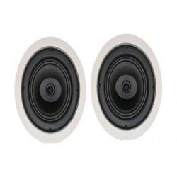 Sonance 80W Round In-Ceiling Speaker (CR101)