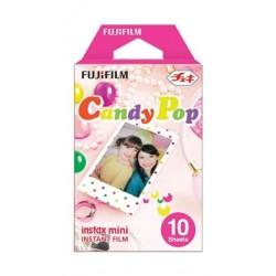 فيلم لكاميرا إنستاكس الصغيرة بتصميم الحلوى من فوجي فيلم – ١٠ أوراق في العلبة