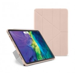 Pipetto iPad Air 4 10.9 inch Origami Case - Dusty Pink
