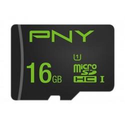 كارت ذاكرة ميكرو إس دي إتش سي سعة ١٦ جيجابايت من بي إن واي