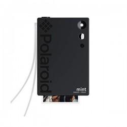 كاميرا و طابعة بولارويد مينت الفورية (POLSP02) - أسود