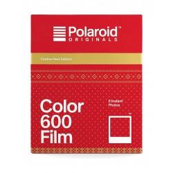 Polaroid Originals Instant Color 600 Film - Festive Red Edition (4931)