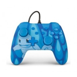 PowerA NS Pokémon Enhanced Wired Controller – Squirtle Torrent