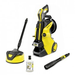 KARCHER PRESSURE WASHER HOSE SURFACE CLEANER YELLOW BLACK BUY IN XCITE KUWAIT