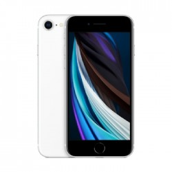 Apple iPhone SE 128GB Phone -  White